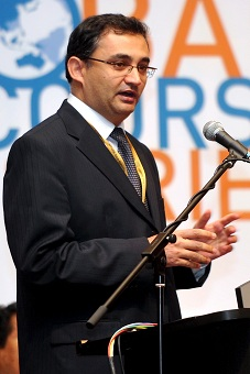 Dr. Savaş Alpay, Director General, SESRIC